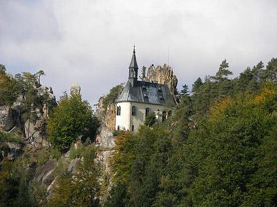 Zřícenina hradu Vranov