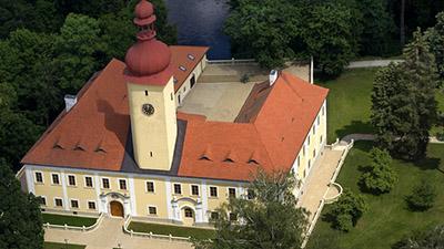 Hrad a zámek Stráž nad Nežárkou