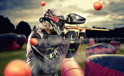 Paintball Game Olomouc