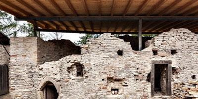 Hrad Vízmburk aneb Podkrkonošské Pompeje