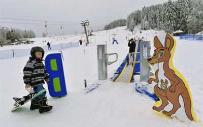 Ski Centrum Bublava - Stříbrná