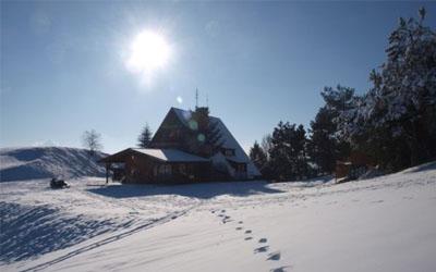 Velké Meziříčí - Ski areál Fajtův kopec