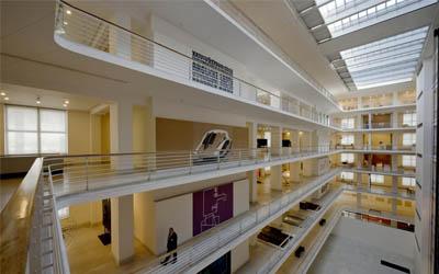 Veletržní palác - Národní galerie v Praze