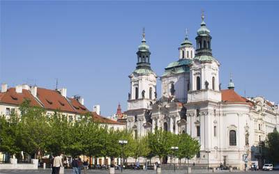 Kostel svatého Mikuláše (Staré Město)