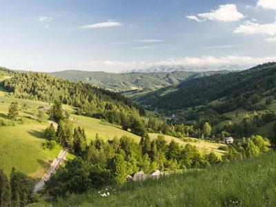 Národní park Gorce
