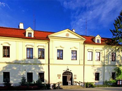 Palác v Zebrzydowiciach