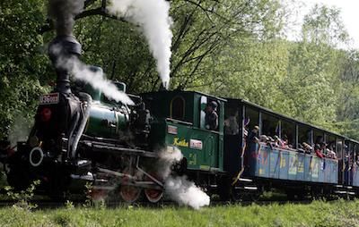 Detská železnica Košice