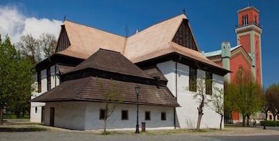 Drevený artikulárny kostol Kežmarok