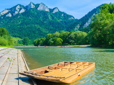 Splav Dunajca