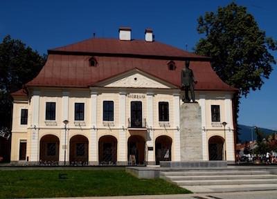 Horehronské múzeum Brezno