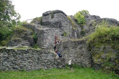 Hrad Sitno