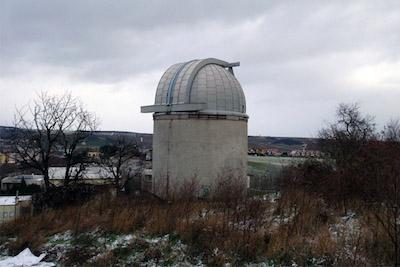 Hvezdáreň a planetárium M. R. Štefánika