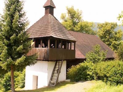 Artikulárny kostol v Istebnom