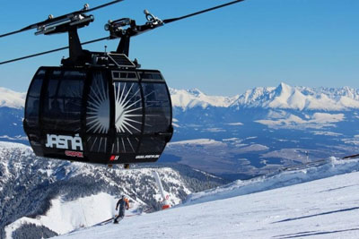 Ski Jasná Nízke Tatry