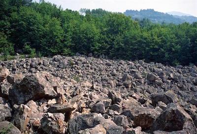 Kamenné more - Vyhne