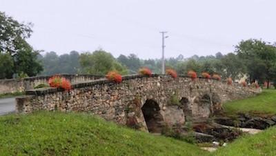 Kamenný most cez Hnilec