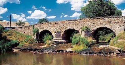 Poltár - Turecký kamenný most
