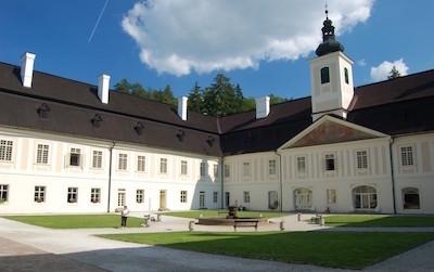 Kaštieľ a múzeum Svätý Anton