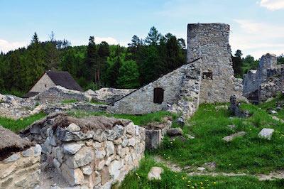 Ruina Kláštorisko
