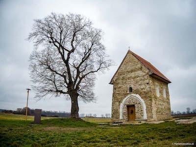 Najstarší kostol na Slovensku