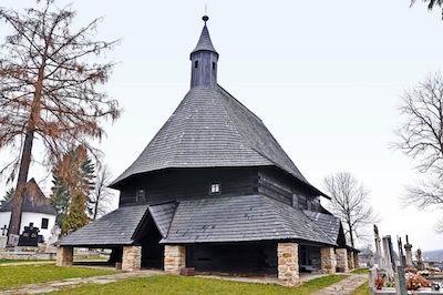 Dřevěný Kostel všech svatých