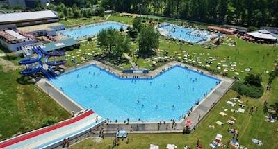 Plážové kúpalisko Banská Bystrica