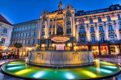 Maximiliánova fontána