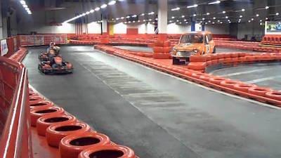 Monza Indoor Kart
