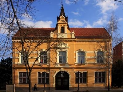 Vlastivedné múzeum Galanta