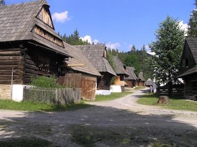 Muzeum oravské dědiny