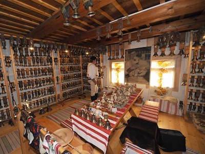 Šumiac - múzeum zvonov
