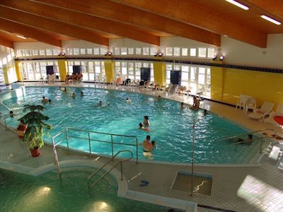 Relaxačné centrum Horné Saliby