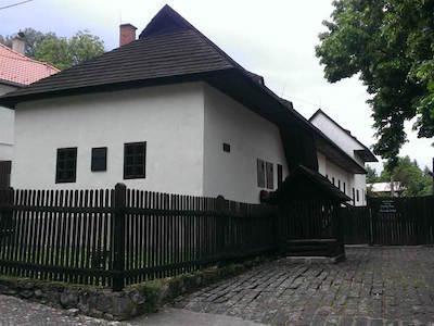 Rodný dom Ľ. Štúra a Alexandra Dubčeka