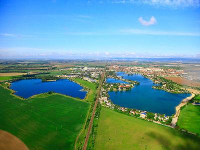 Senec - Senecké jazerá