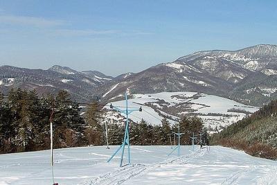 Ski centrum Kľačno