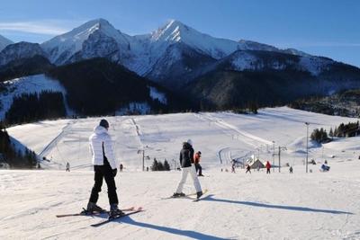 Ski centrum Strednica Ždiar