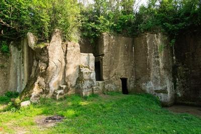 Turecké studne v Krupine