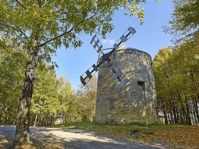 Větrný mlýn Holíč
