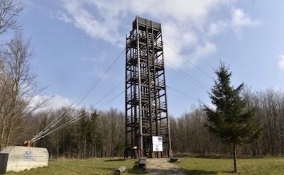 Vyhliadková veža Poľana