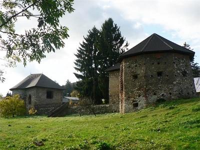 Vodný hrad v Štítniku