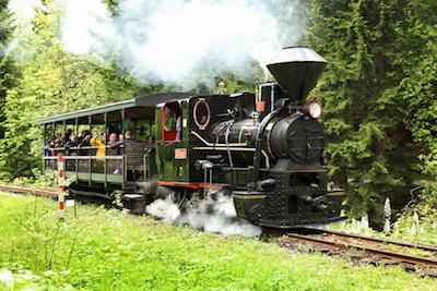 Historická železnica Vychylovka