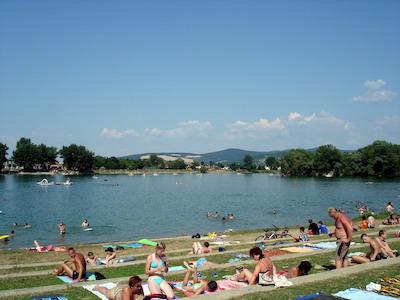 Rekreačné stredisko Zelená Voda