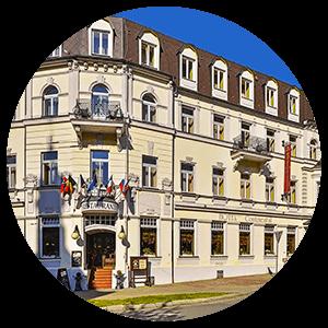 SlevaDne - Hlavní výhra - Hotel Continental****