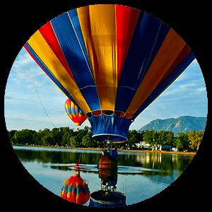 ZľavaDňa hlavná výhra - Let balónom