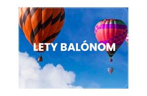 Partner - Lety balónom