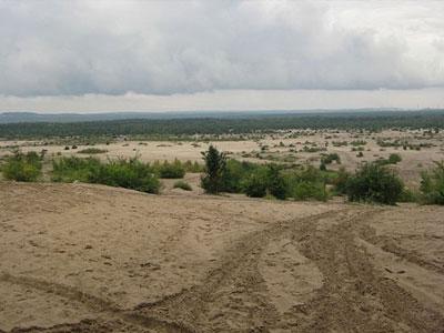 Bledowská púšť