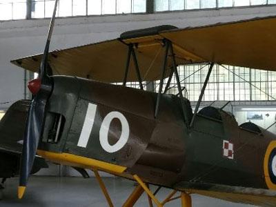 Múzeum poľského letectva