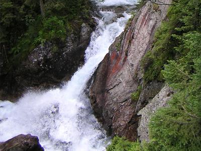 Mickiewiczove vodopády