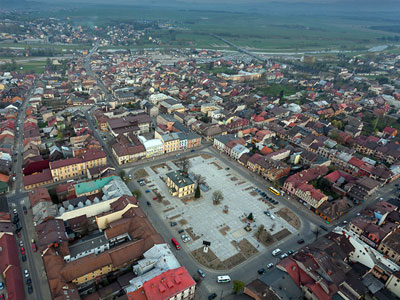 Trhy v Nowom Targu