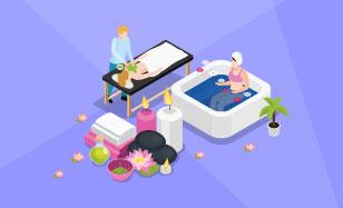 Wellness a kúpeľné pobyty